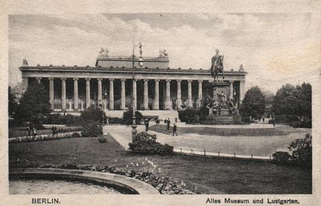 der ort museen und archive die berliner museumsinsel altes museum. Black Bedroom Furniture Sets. Home Design Ideas